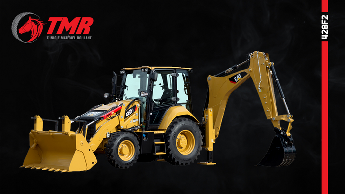 CATERPILLAR CAT® 428F2