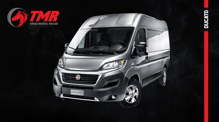 fiat professional ducato fourgon 8m3 tmr tunisie mat riels roulant. Black Bedroom Furniture Sets. Home Design Ideas