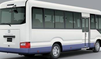 MINI BUS 23 PLACES TOYOTA COASTER plein