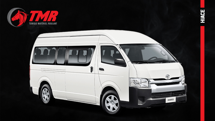 TOYOTA HIACE 16 PLACES