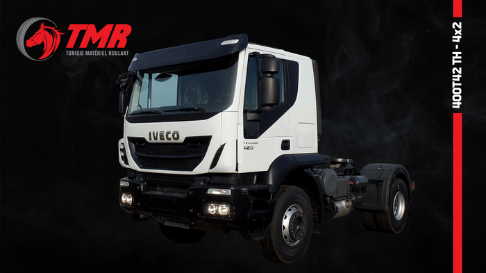 CAMION IVECO TRAKKER AD / AT 400T42 TH
