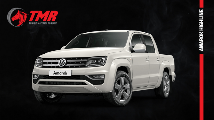 VOLKSWAGEN AMAROK 2L HIGHLINE PLUS