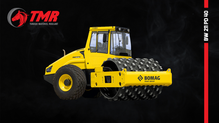 BOMAG BW 211 PD-40