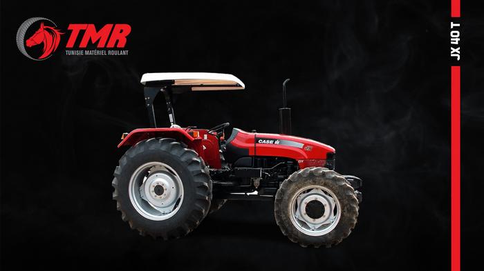 Tracteur agricole compact CASE IH JX40T