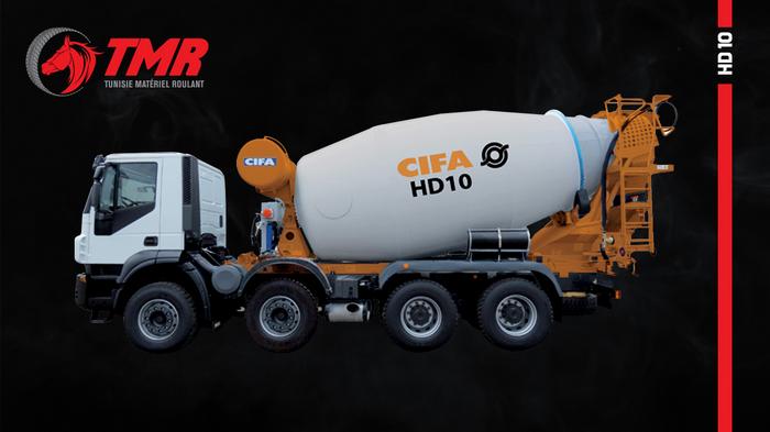 CIFA HD 10