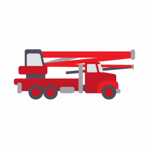 Pompe à béton automotrice