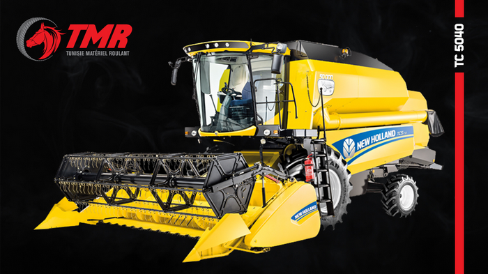 NEW HOLLAND AGRICULTURE TC5040