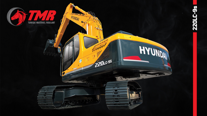 HYUNDAI Robex 220LC – 9S