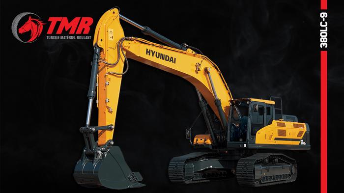 HYUNDAI Robex 380LC – 9SH