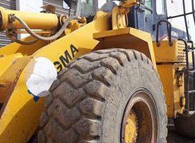 Véhicule occasion XGMA Chargeuse sur pneus Tunisie plein