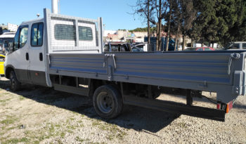 Véhicule occasion IVECO Camions double cabine Tunisie plein