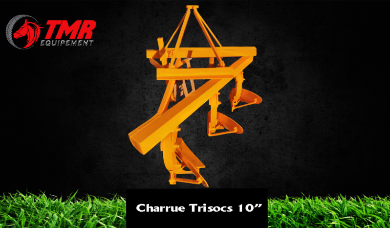 CHARRUE JAMOUSSI TRISOCS 10″
