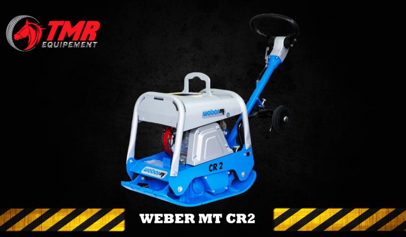 COMPACTEUR DE SOL WEBER MT CR2