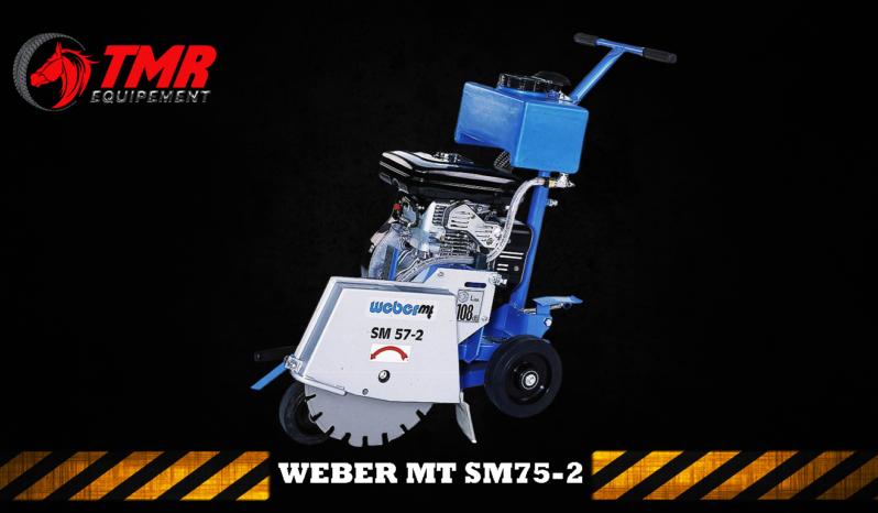 SCIE À SOL WEBER MT SM57-2
