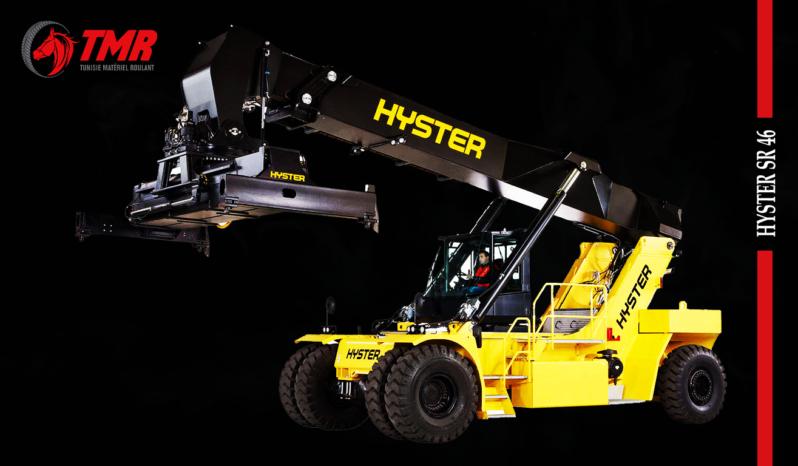 CHARIOT CONTENEUR  HYSTER  46 T SR46.33 CH