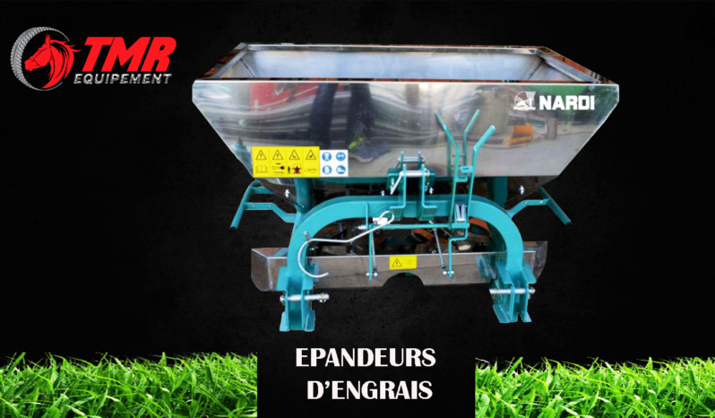 EPANDEURS D'ENGRAIS NARDI – OIS AGRICOLE TUNISIE